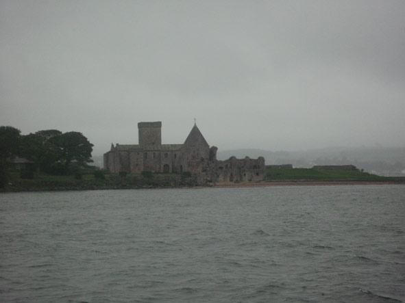 L'île d'Inchcolm