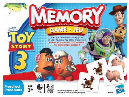 jeu memoire