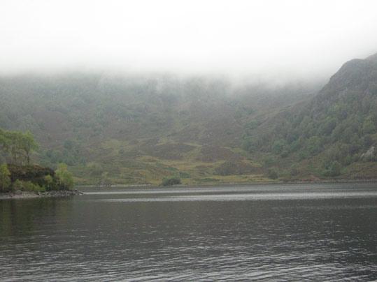Une vue sur les Highlands miniatures
