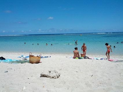 Les plages de la Réunion : idyllique !
