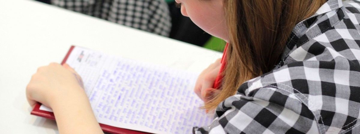Souvenez-vous de vos dictées : quel était votre niveau en orthographe ? Et aujourd'hui ?