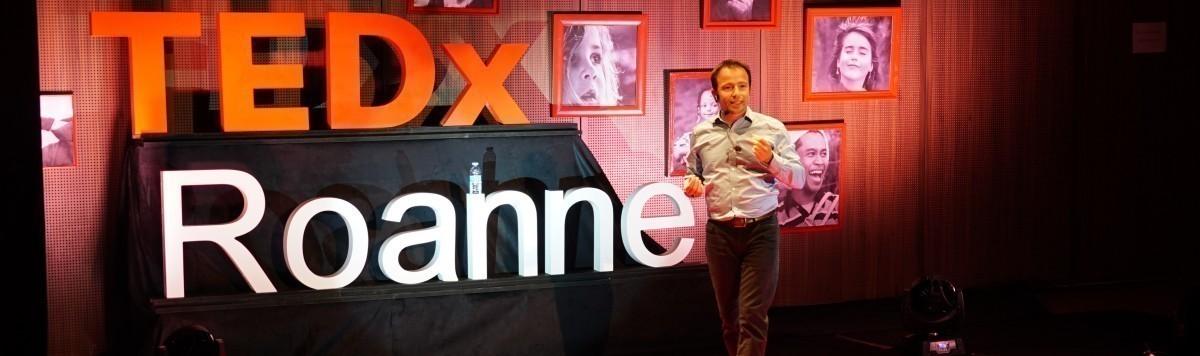 Premier TEDx à Roanne
