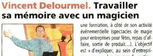 Journal des entreprises - janvier 2009 (cliquez pour l'afficher en grand format)