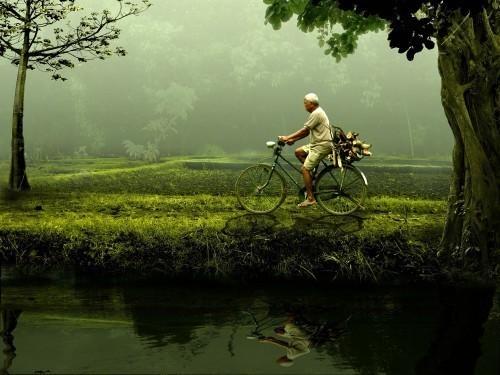 Faire du vélo est plutôt bon pour votre mémoire !
