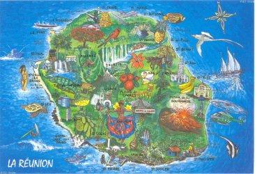 Voyage à l'île de la Réunion