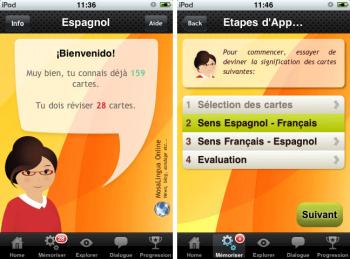 Mosalingua : une app bien sympa pour démarrer