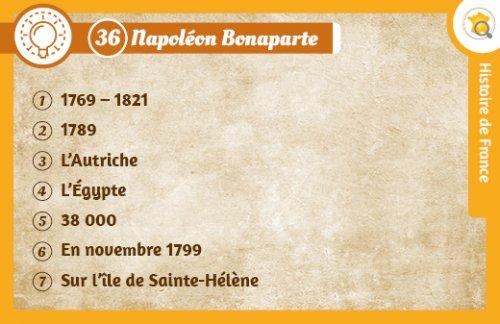 reponses napoleon